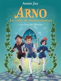 Livre gratuit en ligne téléchargeable Arno, le valet de Nostradamus Tome 2 9782226443977