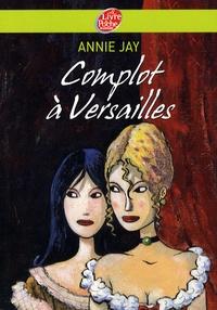 Histoiresdenlire.be Complot à Versailles Image
