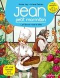 Annie Jay et Ariane Delrieu - Jean petit marmiton Tome 5 : La fête en rose et bleu.