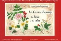 Histoiresdenlire.be Les grands classiques de la cuisine sauvage des haies et des talus - Volume 2 Image