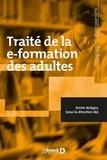Annie Jézégou - Traité de la e-formation des adultes.