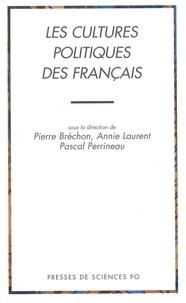 Annie Laurent et Pascal Perrineau - .