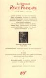 Annie Le Brun et Eric Fottorino - La Nouvelle Revue Française N° 582 (juin 2007) : Annie Le Brun.