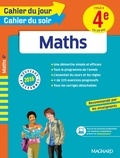 Annie Le Goff et Françoise Peynaud - Maths 4e Cycle 4.