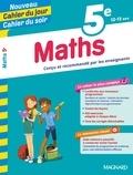 Annie Le Goff et Françoise Peynaud - Maths 5e.