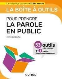 Annie Leibovitz - La boîte à outils pour prendre la parole en public.