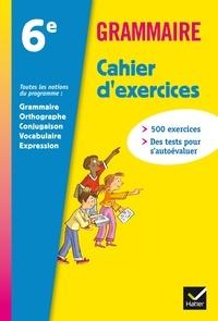 Grammaire Francais 6e - Cahier dexercices.pdf