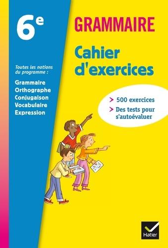 Grammaire Francais 6e Cahier D Exercices