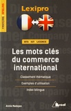 Annie Madoyan - Les mots clés du commerce international.