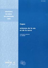 Annie Mamecier - CAPES Sciences de la vie et de la terre - Concours externe et CAFEP.