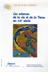 Annie Mamecier - Les Sciences de la vie et de la terre au XXIe siècle : enjeux et implications.