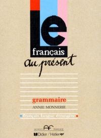 LE FRANCAIS AU PRESENT. Grammaire.pdf