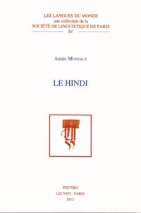 Annie Montaut - Le hindi.
