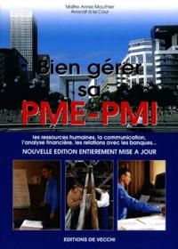 Bien gérer sa PME-PMI. Edition 2002.pdf