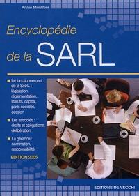 Encyclopédie de la SARL - Annie Mouthier |