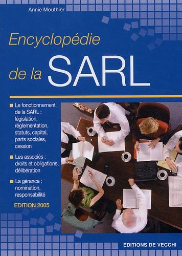 Annie Mouthier - Encyclopédie de la SARL.