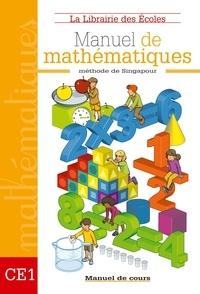 Annie Münzer - Manuel de mathématiques CE1.