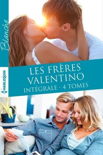 Les frères Valentino. Intégrale 4 tomes