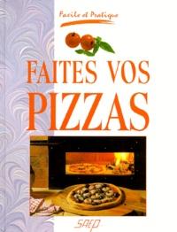 Annie Perrier-Robert - Faites vos pizzas.