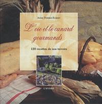 Deedr.fr L'oie et le canard gourmands - 120 recettes de nos terroirs Image