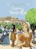 Annie Pietri - Enigmes à Versailles.