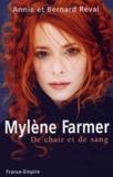 Annie Réval - Mylène Farmer - De chair et de sang.