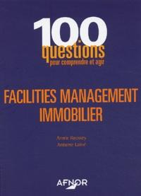 Annie Roussey et Antoine Laine - Facilities management immobilier.