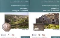 Annie Sartre-Fauriat et Maurice Sartre - Inscriptions grecques et latines de la Syrie - Tome 14, La Batanée et le Jawlan Oriental, 2 volumes.