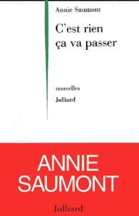 Annie Saumont - .