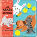 Annie Sechao et Jonathan Miller - Les bébés animaux - Jeu d'association.