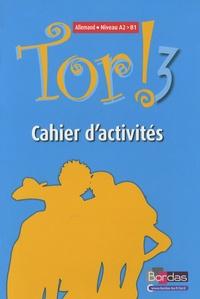 Deedr.fr Allemand Niveau A2-B1 Tor 3! - Cahier d'activités Image