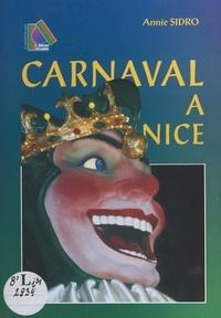 Annie Sidro - Carnaval à Nice.