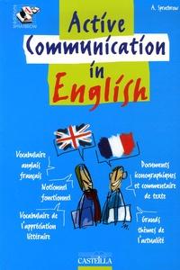 Annie Spratbrow - Active communication in English.