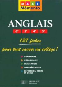 Annie Sussel - Anglais 6e, 5e, 4e, 3e.