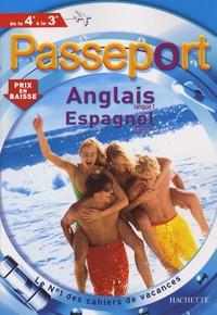 Anglais langue 1 Espagnol langue 2 de la 4e à la 3e - Annie Sussel |