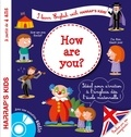 Annie Sussel et Christophe Boncens - How are you ? - A partir de 4 ans. 1 CD audio