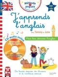 Annie Sussel et Sylvain Audinovski - J'apprends l'anglais avec Tommy et Julie CM1 et CM2. 1 CD audio MP3