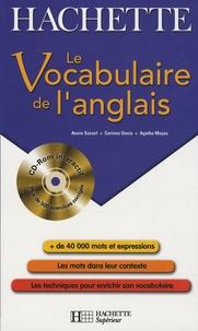 Annie Sussel et Corinne Denis - Le Vocabulaire de l'anglais. 1 Cédérom