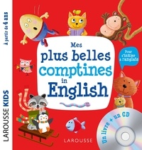 Mes plus belles comptines in English - Annie Sussel |