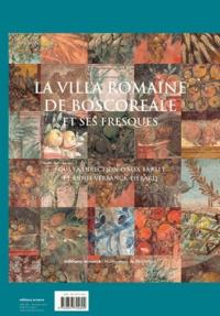 Annie Verbanck-Piérard et Alix Barbet - La villa romaine de Boscoreale et ses fresques - Coffret en 2 volumes.