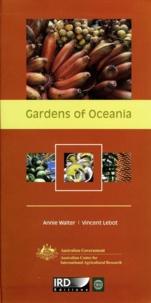 Annie Walter et Vincent Lebot - Gardens of Oceania.