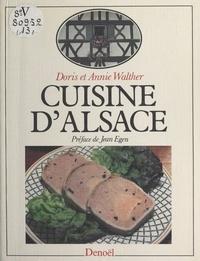 Annie Walther et Doris Walther - Cuisine d'Alsace.