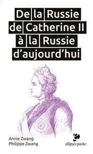 Accentsonline.fr De la Russie de Catherine II à la Russie d'aujourd'hui Image
