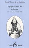 Annik Chiron de La Casinière - Voyage au pays des Mi'gmaq - (Canada, début du XXIe siècle).