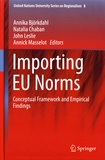 Annika Björkdahl et Natalia Chaban - Importing EU Norms - Conceptual Framework and Empirical Findings.