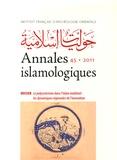 Annliese Nef et Mathieu Tillier - Le polycentrisme dans l'Islam médiéval : les dynamiques régionales de l'innovation.