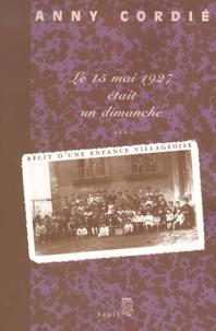 Anny Cordié - .