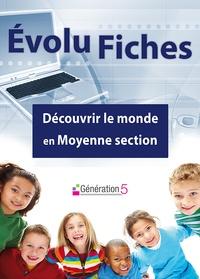Anny Versini et Jean-Marc Versini - Découvrir le monde ! Chansons et activités en maternelle - Petite / Moyenne / Grande Section. 1 CD audio