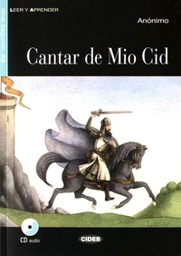Anonimo - Cantar de Mio Cid. 1 CD audio