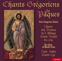 Anonyme - 2 chants grégoriens de Pâques.